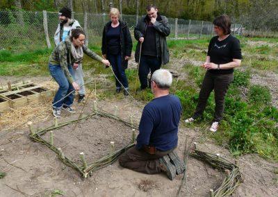 Formation jardin