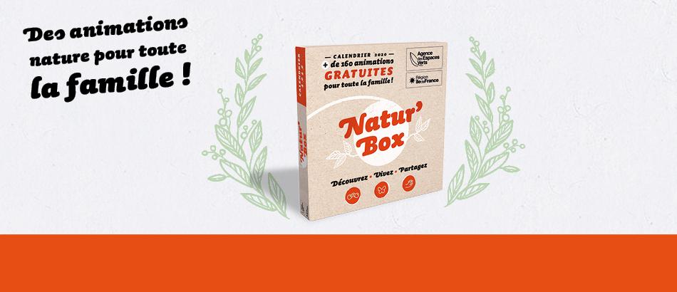 La Natur'box 2020 est sortie !